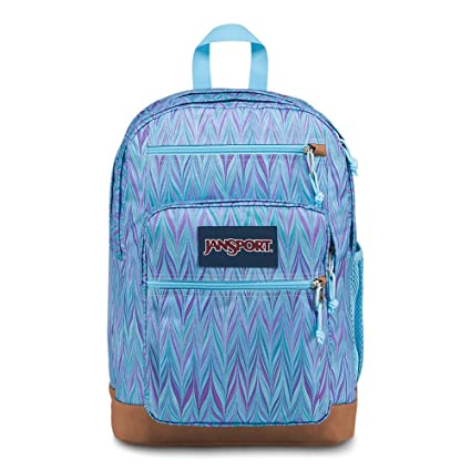 86dc90592c4e Amazon.com  JanSport Cool Student Laptop Backpack - Blue Marble ...