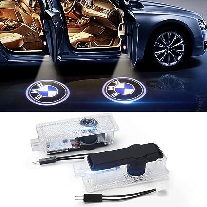 Amazon.com: JIAFENG BMW Car Door LED Light Logo HD Projector Easy ...