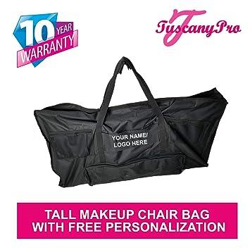 Amazon.com: tuscanypro artista de maquillaje silla bolsa de ...