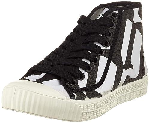 G-STAR RAW Rovulc Mid AOP, Zapatillas Altas para Mujer: Amazon.es: Zapatos y complementos