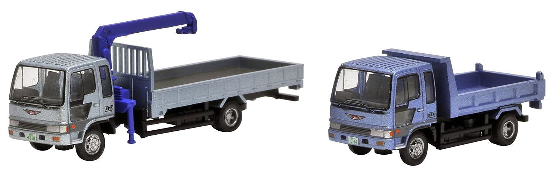 TomyTEC 974895 Camiones Juego de D Maqueta de: Amazon.es ...