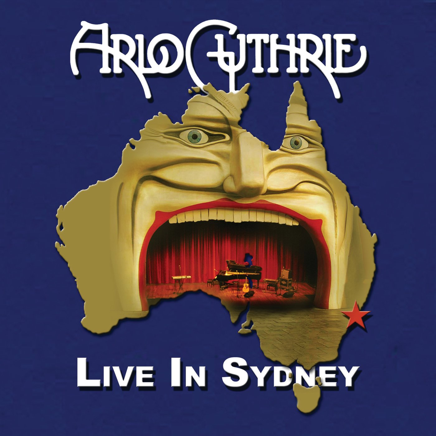 Live in Sydney by Rising Son Records