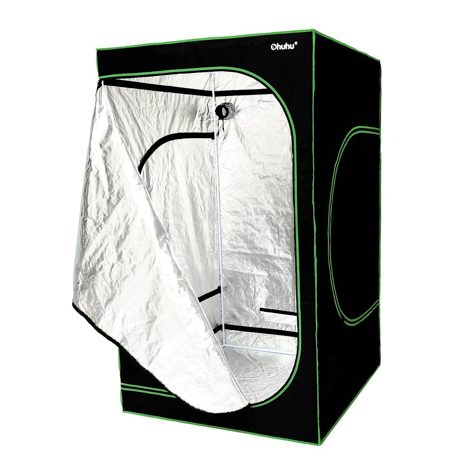 Ohuhu 48 x 48 x 80  Growing Tent Mylar Hydroponic Plant Grow  sc 1 st  Amazon.com & Plant Growing Tents | Amazon.com
