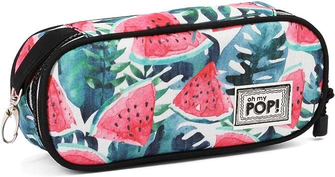 Oh My Pop!- KM-38117 Estuche Portatodo, Multicolor, 21 cm (Karactermania 38117): Amazon.es: Juguetes y juegos