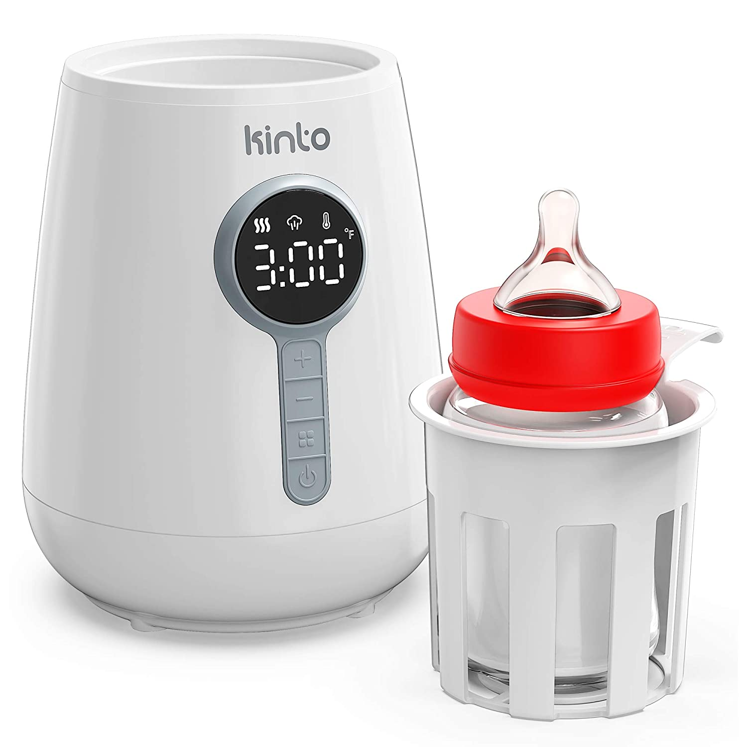 Fast Bottle Warmer for Breast Milk with Timer