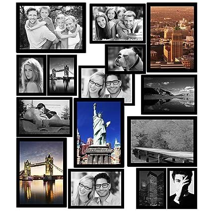 Amazon.com - GRESATEK Magnetic Picture Frames, Photo collage Frame ...