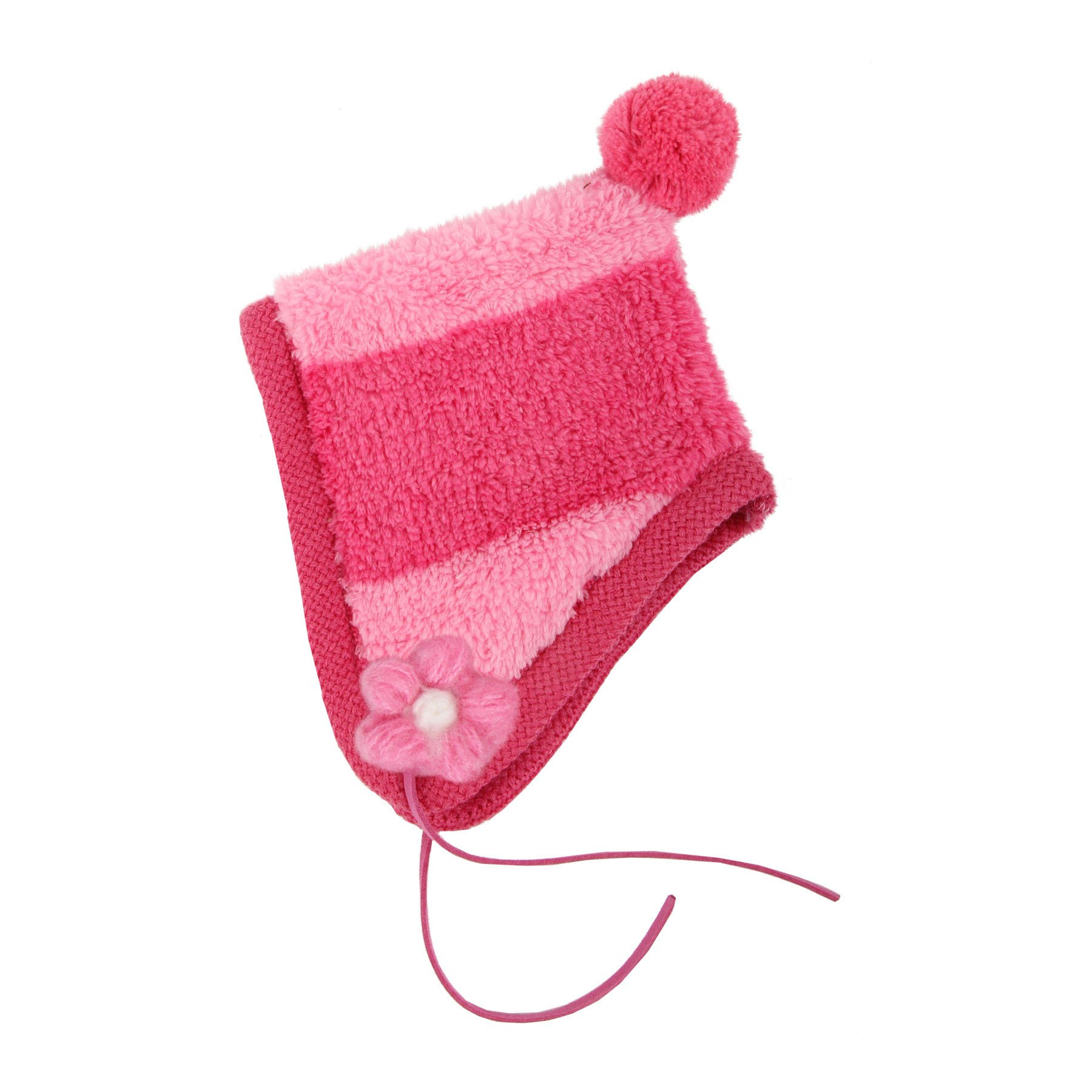 Puppia Large Authentic Dodo Winter Hat, Pink by Puppia