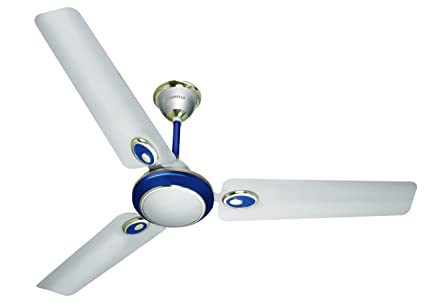 Buy Havells Fusion 1200mm Ceiling Fan (Silver and Blue) Online at ...