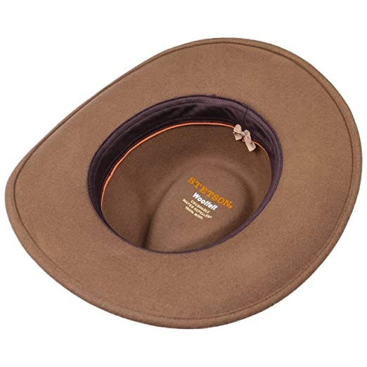 d7e52f940 Stetson Oklahoma Wool Felt Western Hat Men | Outdoor Rodeo with ...