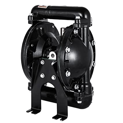Amazon happybuy air operated double diaphragm pump aluminum 35 happybuy air operated double diaphragm pump aluminum 35 gpm double diaphragm with 1 inch inlet ccuart