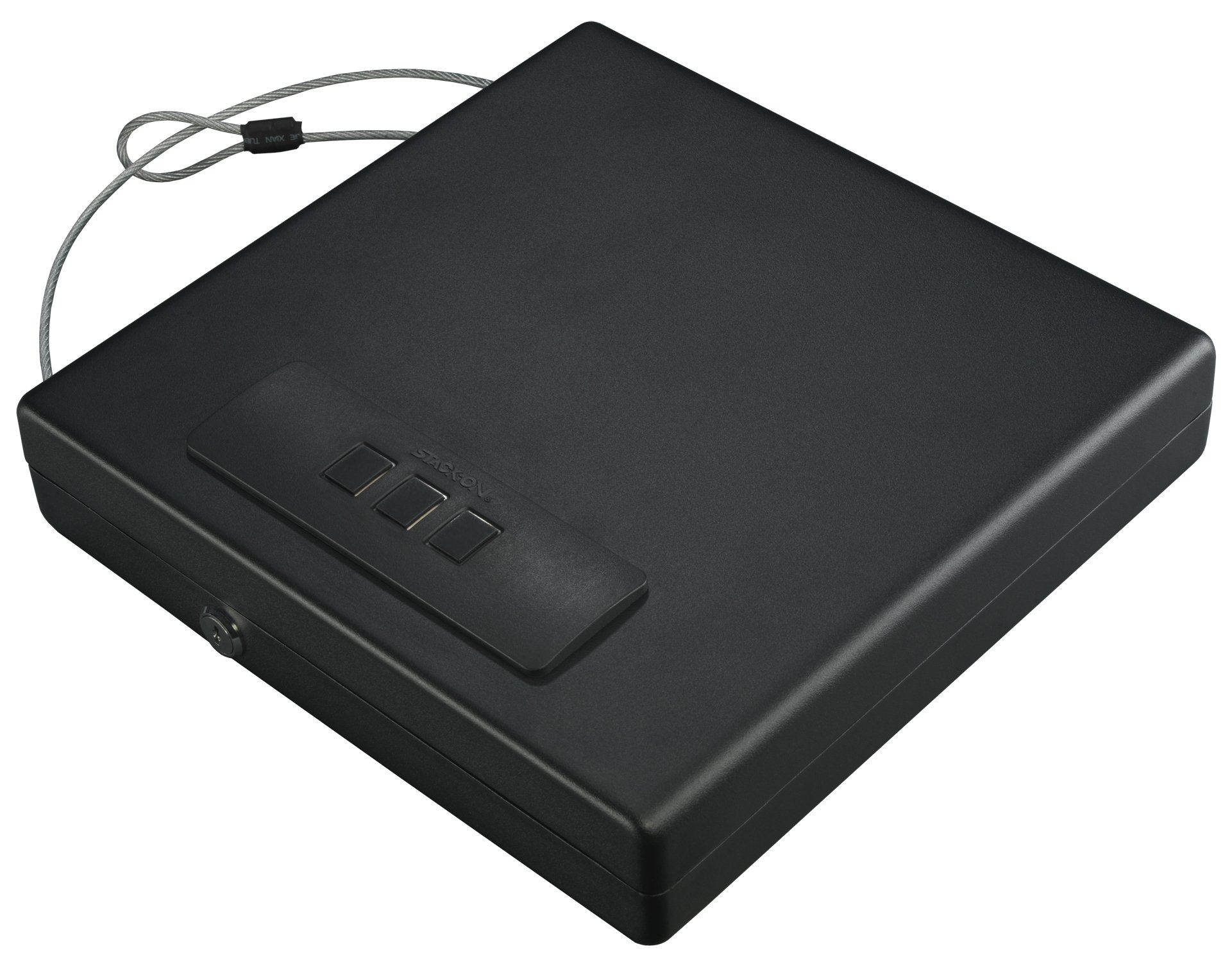 Stack-On PC-1690 Large Portable Locking Case with Electronic Lock