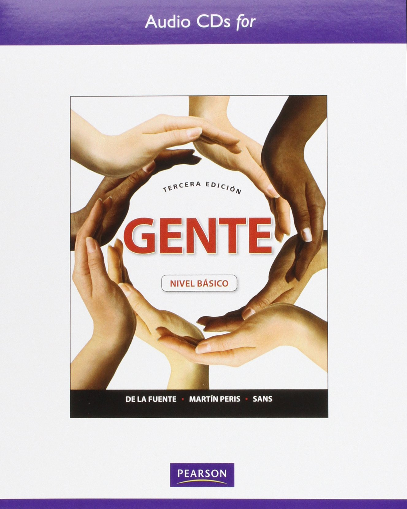 Audio CD for Gente: Nivel basico: 9780205017591: Amazon.com ...