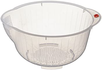 Inomata Japanese Rice Washing Bowl Colander