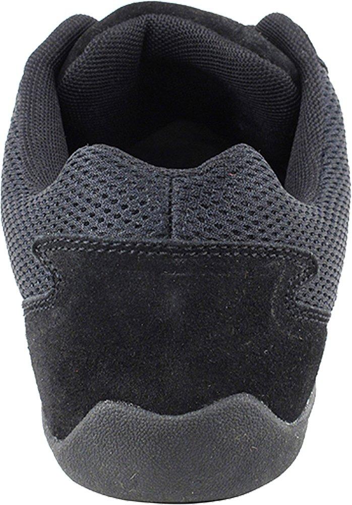 Bundle- 4 items - Very Fine Mens Womens Unisex Practice Dance Sneaker Split Sole VFSN012 Pouch Bag Sachet, Low Profile:Black 11 M US by Very Fine Dance Shoes (Image #5)