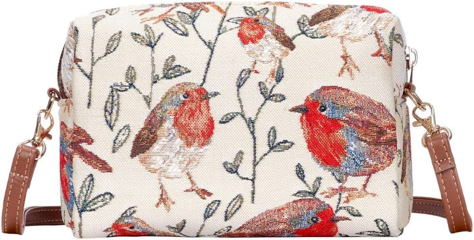 Signare Womens Tapestry Mode Voyage Hanche Sacs bandouli/ère Alice au Pays des Merveilles