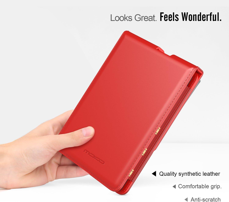 Flor floreciente de la Vid MoKo Funda Compatible con Kindle 10th Generation 2019 Release Prima Voltear verticalmente Cubierta Smart Cover Case
