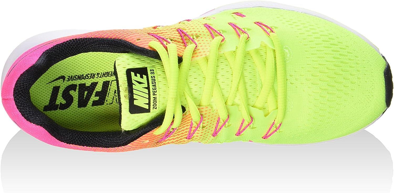 Nike W Air Zoom Pegasus 33 OC, Zapatillas de Running para Mujer ...