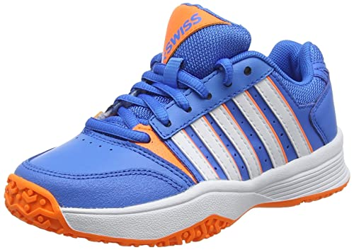 K-Swiss Court Smash Omni, Zapatillas Unisex Niños: Amazon.es ...