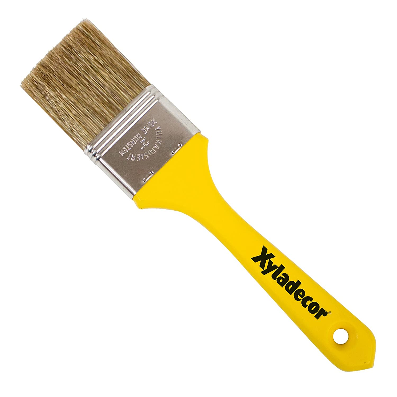 Xyladecor 2' Flachpinsel Flä chenstreicher Flach Pinsel Lasurpinsel 50 mm 2 Zoll Akzo Nobel