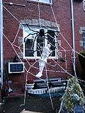 AISENO Giant Spider 6.6FT/200CM Halloween