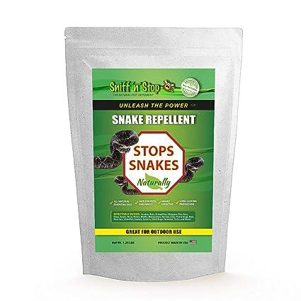 Amazon.com: SNIFFnSTOP Sniff n Stop Pest Control Pellets ...