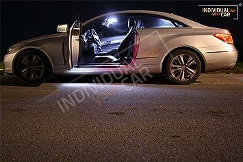 Led Eclairage D Interieur Kit Complet Pour Mercedes Classe E C207