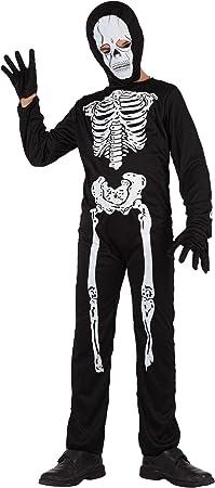 Atosa 70322 Disfraz esqueleto 7-9 años, talla niño: Amazon.es ...