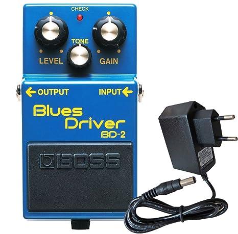 Boss BD de 2 Blues Driver Efecto dispositivo para guitarra ...