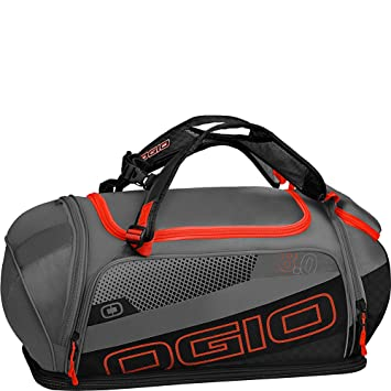 OGIO 80 Endurance Bag Dark Gray Burst International Carry On