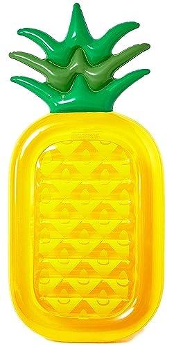 Inflatable Pineapple Pool Float Raft