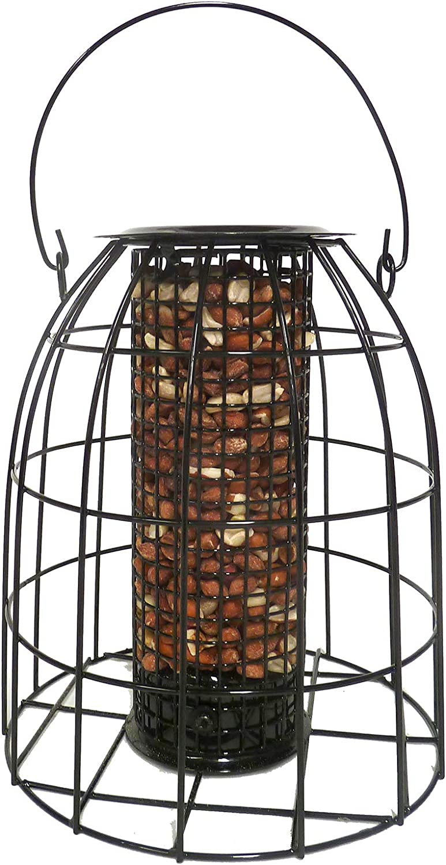 Cream Honeyfields Marriages Wild Bird Squirrel proof Peanut//Sunflower heart feeder
