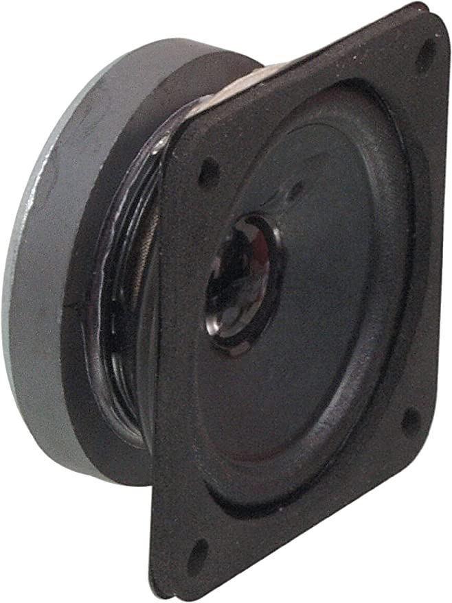 Visaton Frs 7 Breitbandlautsprecher 6 5 Cm 2 5 Zoll Breitband 8 Ω 8 W 250 Hz Audio Hifi