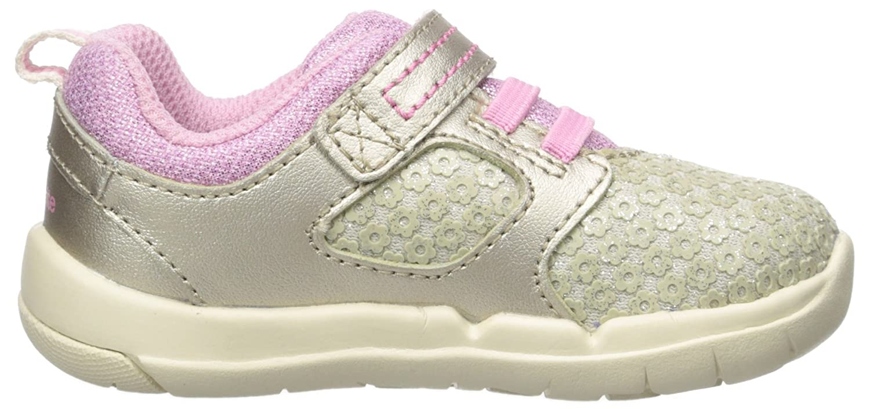 5a06789a65 Stride Rite Girls SRTech Carter Shoe (Toddler Big Kid)  Amazon.in  Shoes    Handbags