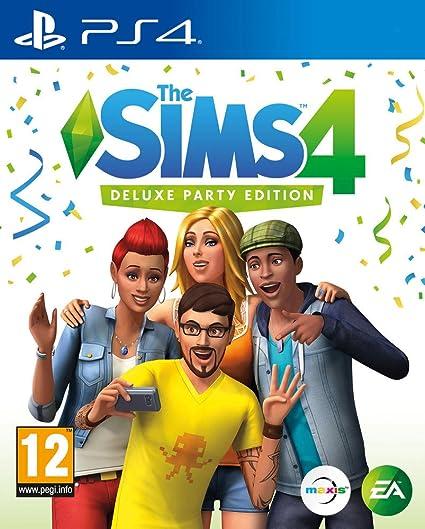 The Sims 4 - PlayStation 4 [Importación inglesa]: Amazon.es ...