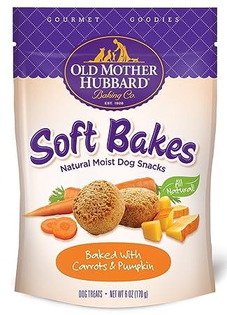 Amazon.com: Vieja madre Hubbard suave hornea Natural perro ...