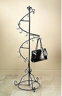 Amazon Com Sunrise Purse Handbag Metal Display Tree Stand Coat Rack