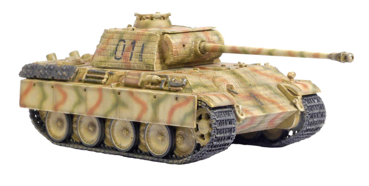 1/72 historia Negro Knight WW.II alemn Panther G Late Late Late Frente Oriental 1944-1945 (Pintado) (Japn importacin / El paquete y el manual estn escritos en japons) 114996