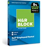 H&R Block Tax Software Premium 2018 with 5% Refund Bonus Offer [Amazon Exclusive] [PC/Mac Disc]