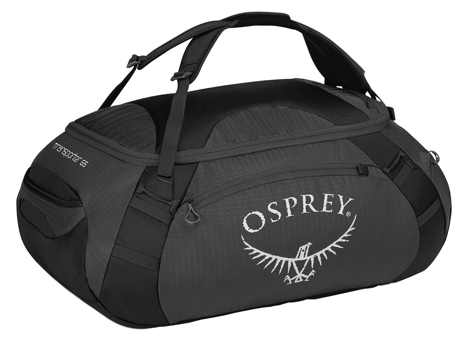 Osprey - Transporter 65, Color Anvil Grey: Amazon.es: Deportes y ...