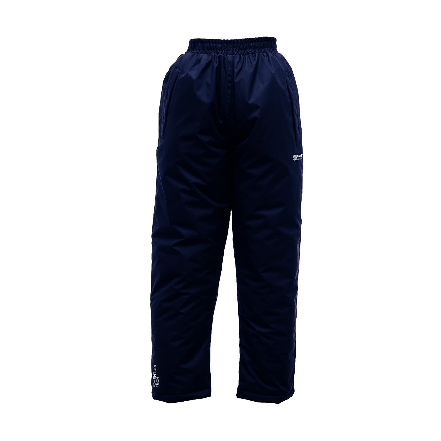 Regatta Great Outdoors Kids Adventure Tech Padded Chandler Waterproof Overtrousers