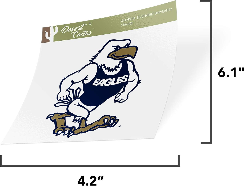 Georgia Southern University GSU Eagles NCAA Vinyl Decal Laptop Water Bottle Car Scrapbook Sticker - STR-001