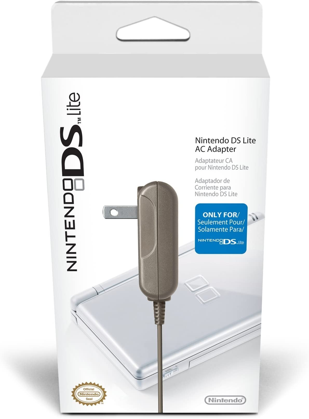 Amazon.com: Nintendo DS Lite AC Adapter: Artist Not Provided ...