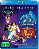 Aladdin 2 & 3 (Blu-ray)