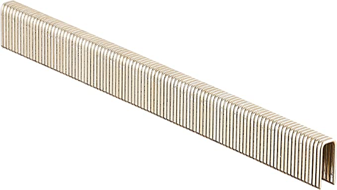 Porter Cable 7//8 L x 1//4 W Galvanized Steel Narrow Crown Staples 18 Ga 1000 EA