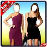 Boohoo Womens Dress Suit