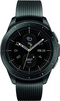 Samsung Galaxy 42mm 4GB Bluetooth Smartwatch (Midnight Black)