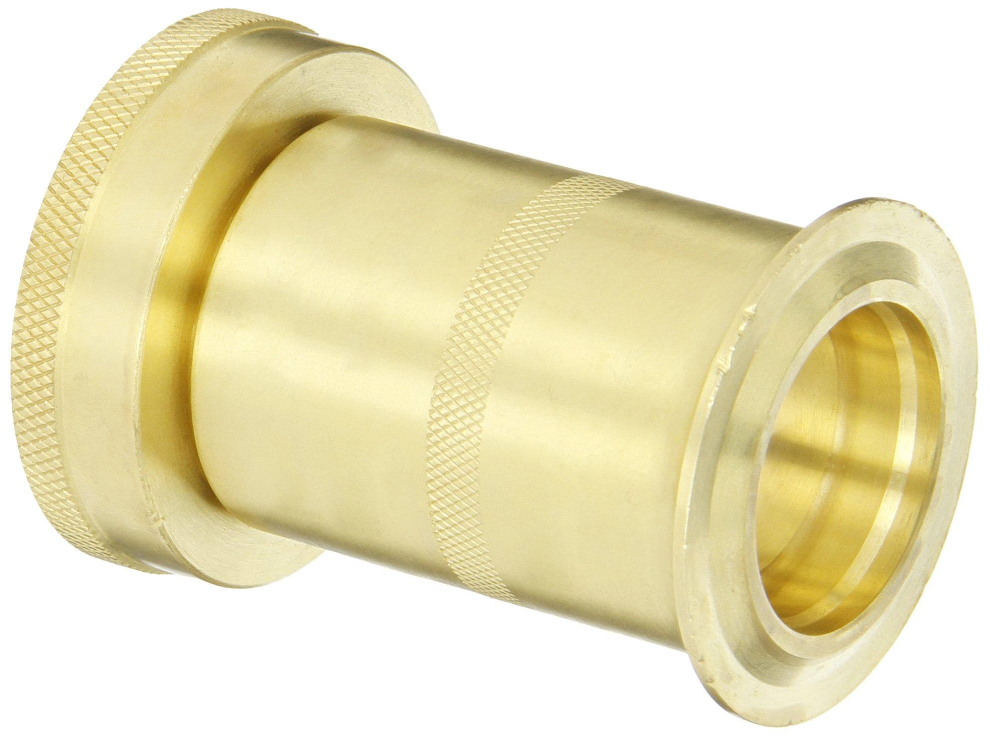 Dixon Valve BRN150NST-I Brass Fire Equipment, Global Rack Nozzle, 1-1/2'' NST (NH) Thread by Dixon Valve & Coupling