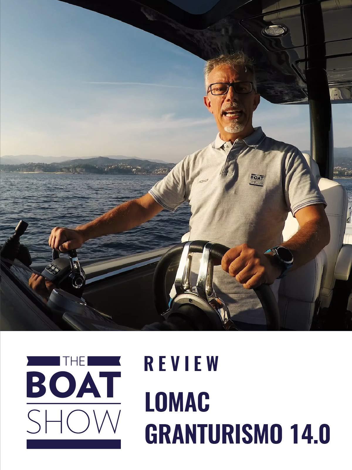 Clip: Lomac GranTurismo 14.0 - The Boat Show