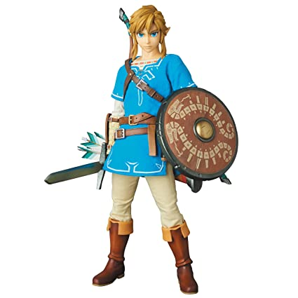 Entertainment Earth LOZ: Breath of The Wild Link Real Action Hero Figure
