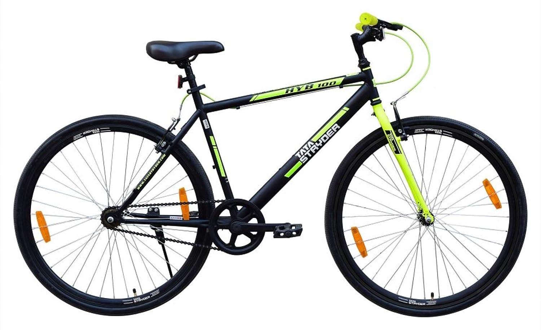 97955c8946a Tata stryder matt black green inches road cycle semi installed sports  fitness outdoors jpg 1500x913 Road